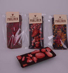 chokladkaka mörk jordgubbe webb