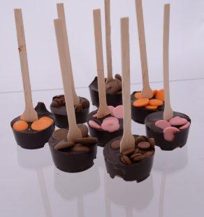 Chokladklumpar